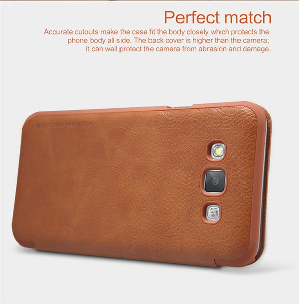 Чехол книжка для Samsung Galaxy E5