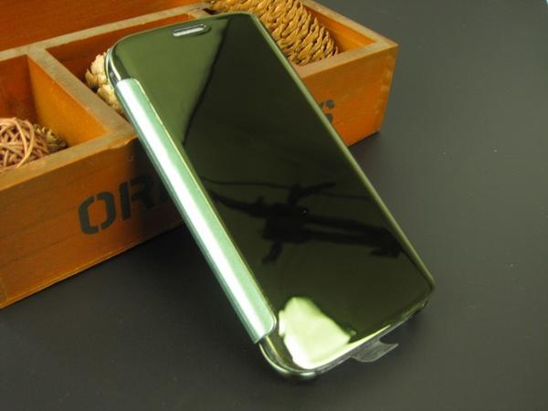Samsung Clear Cover кейс для Samsung Galaxy S6 - зеленый