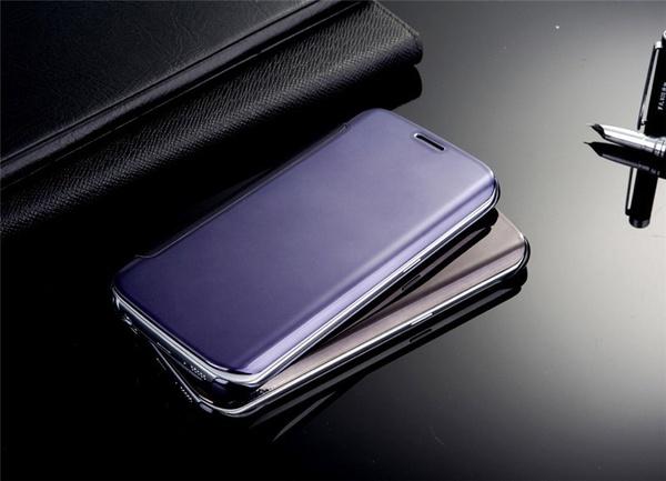 чехлы Clear Cover для Samsung Galaxy S6