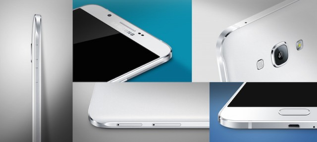 Samsung Galaxy A8 представлен официально