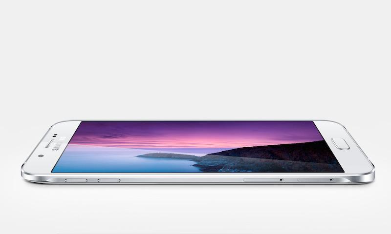 Samsung Galaxy A8 - фото и характеристики