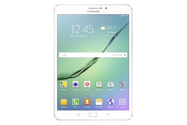 Samsung Galaxy Tab S2 - экран