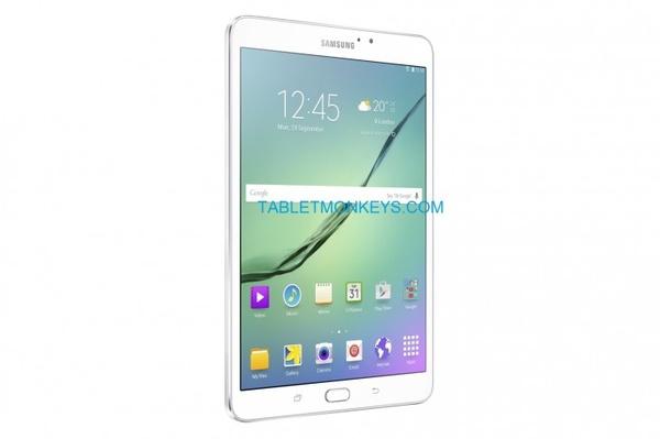 Фото Samsung Galaxy Tab S2 попали в сеть