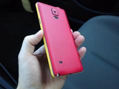 Samsung Galaxy Note 4 Iron Man edition