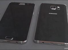 Фотографии Samsung Galaxy Note 5