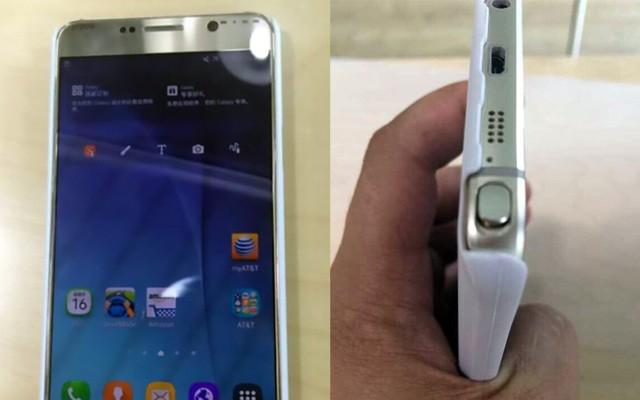 Фото прототипа Galaxy Note 5 попали в сеть