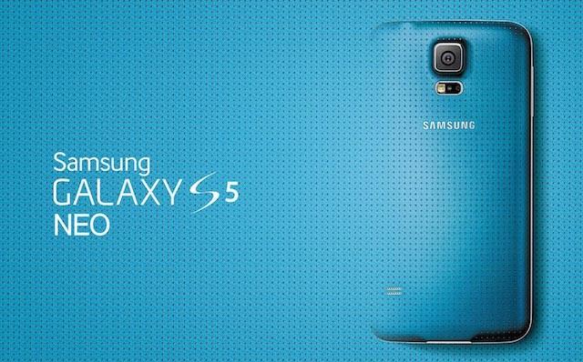 Galaxy S5 Neo доступен в рознице