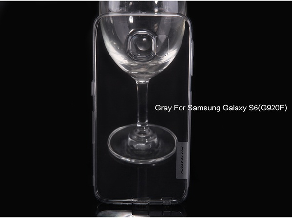Накладка из силикона на Галакси С6