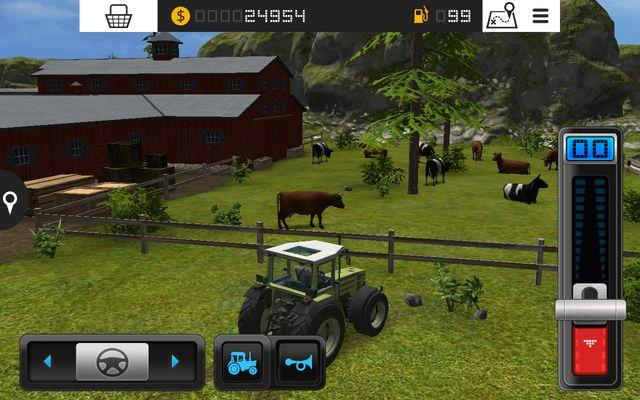 Farming Simulator 16 для Samsung Galaxy