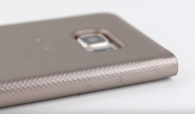 Чехол Flip Wallet Cover для Samsung Galaxy S6 Edge+