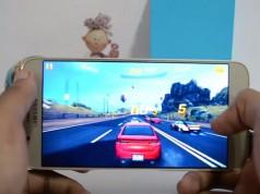 Тесты Samsung Galaxy A8 в играх