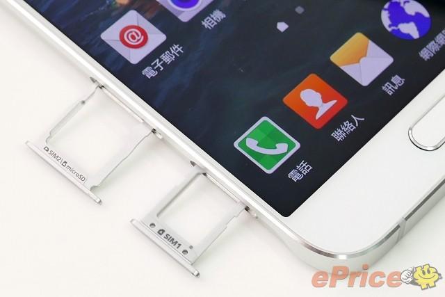 в Galaxy Note 5 Dual Sim будет слот microSD