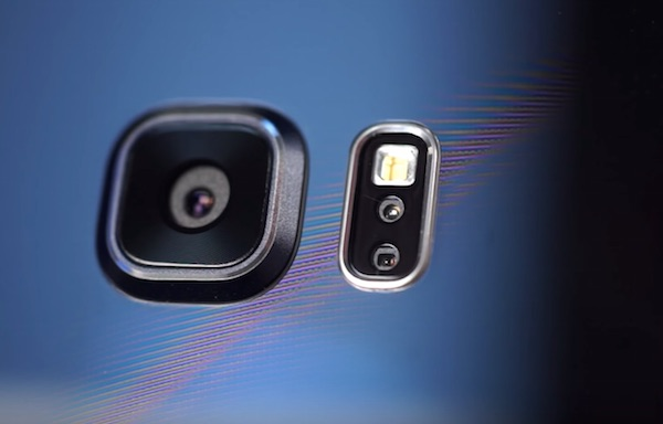 Камера в Samsung Galaxy S6 Edge Plus