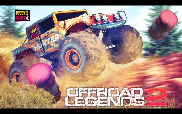 Offroad Legends 2 для Samsung Galaxy