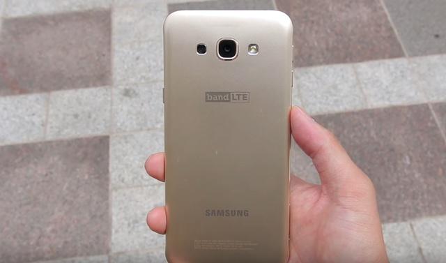 Samsung Galaxy A8 задняя крышка