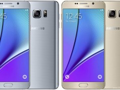 Samsung Galaxy Note 5 фото