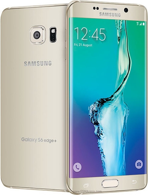 Samsung Galaxy S6 Edge+ золотистый