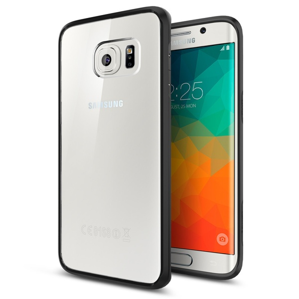 Накладки Spigen для Galaxy Note 5 и Galaxy S6 Edge+