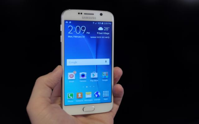 Как включить/отключить вибрацию физических кнопок Samsung Galaxy S6 и S6 Edge