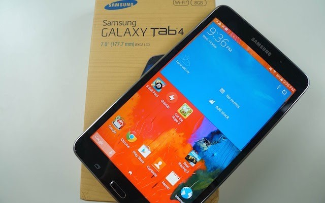 Новая прошивка для Galaxy Tab 4 7.0 LTE - Андроид 5.1.1
