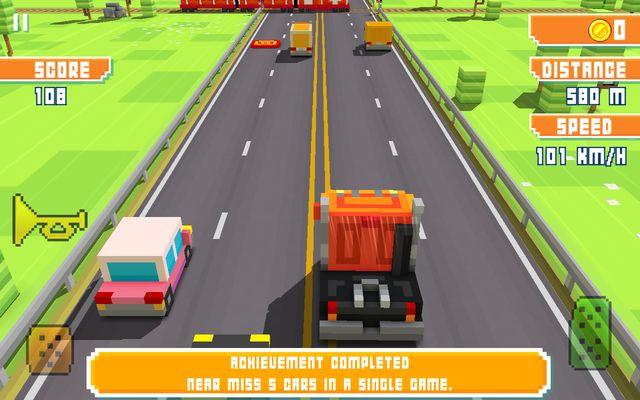 Blocky Highway для Samsung Galaxy