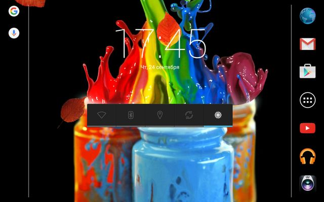 Ink in Water Live Wallpaper для Samsung Galaxy