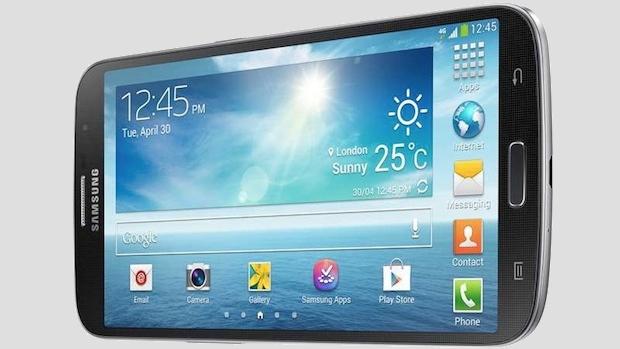 Samsung Galaxy Mega On прошел сертификацию