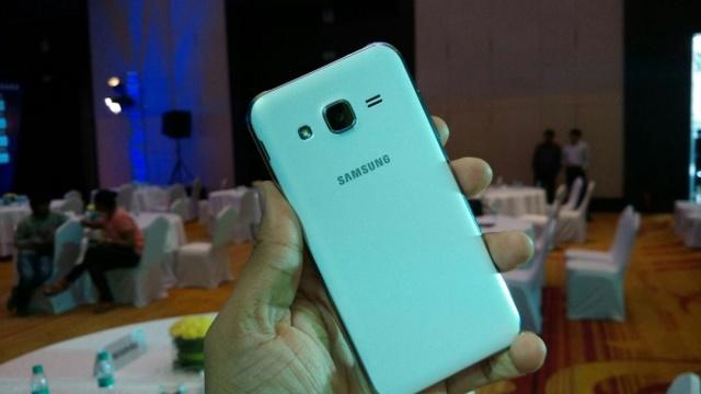 Samsung Galaxy J2 корпус