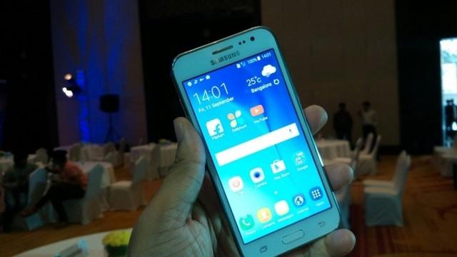 Samsung Galaxy J2 экран