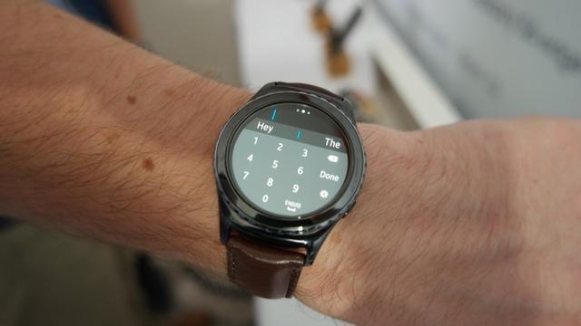 Samsung Gear S2 и Gear S2 Classic - звонилка