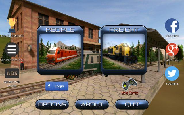 Train driver 15 для Samsung Galaxy