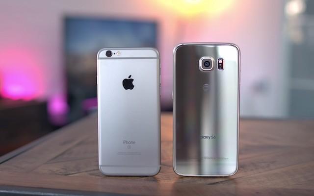 iPhone 6s и Samsung Galaxy S6 - сравниваем флагманы