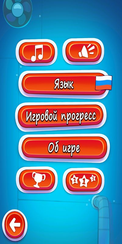 Cut the Rope: Time Travel для Samsung Galaxy