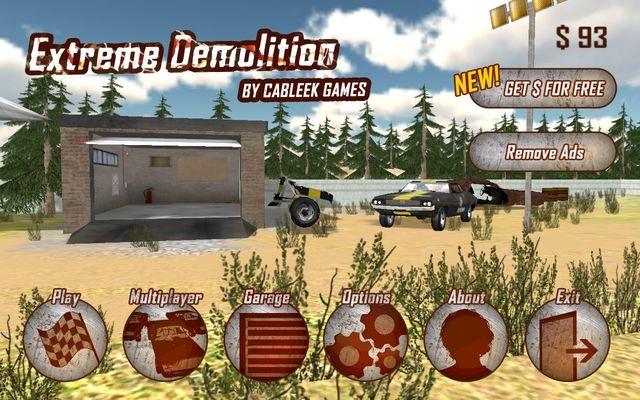 Extreme Demolition для Samsung Galaxy