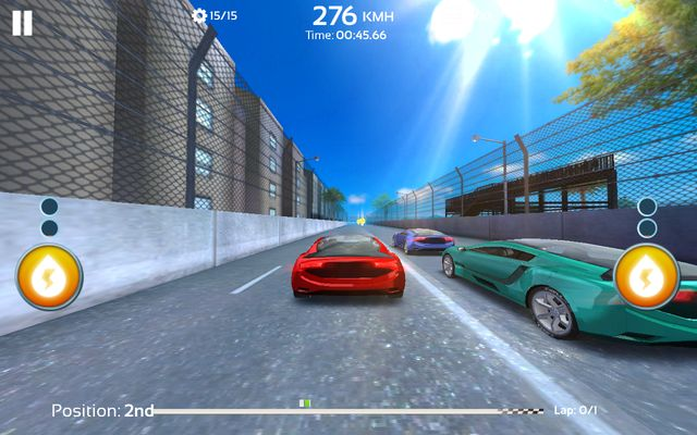 Racing 3D: Asphalt Real Tracks для Samsung Galaxy