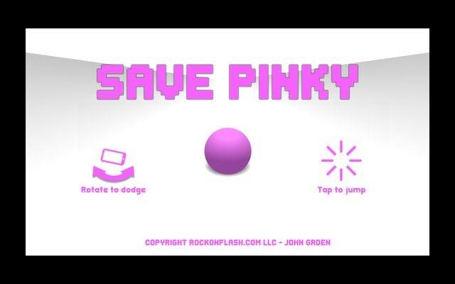 Save Pinky для Samsung Galaxy