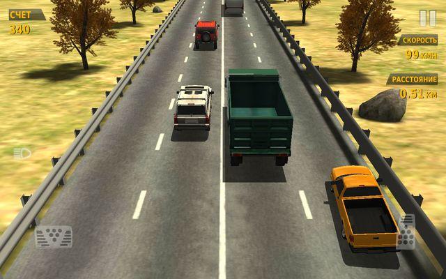 Traffic Racer для Samsung Galaxy