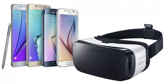 Купить шлем Samsung Gear VR можно по цене 100 евро