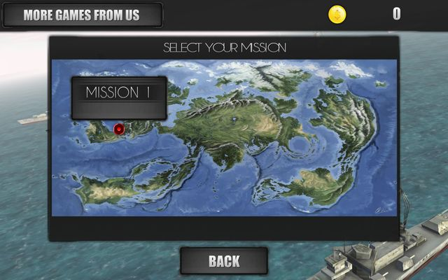 Call Of ModernWar:Warfare Duty для Samsung Galaxy