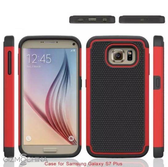 Galaxy S7 - чехлы