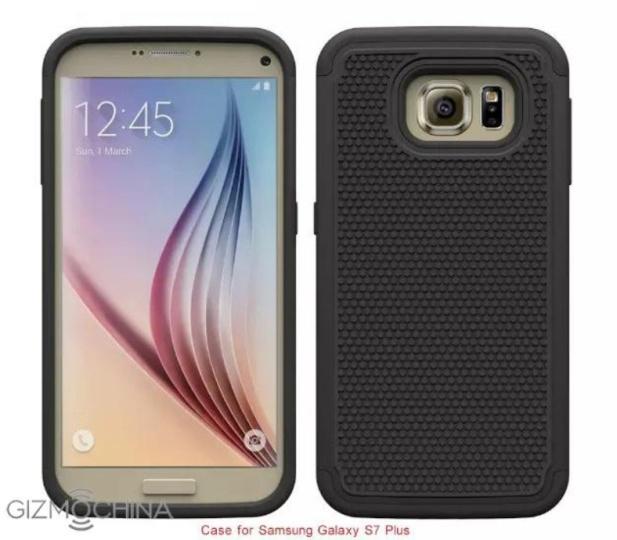 Samsung Galaxy S7 - чехлы