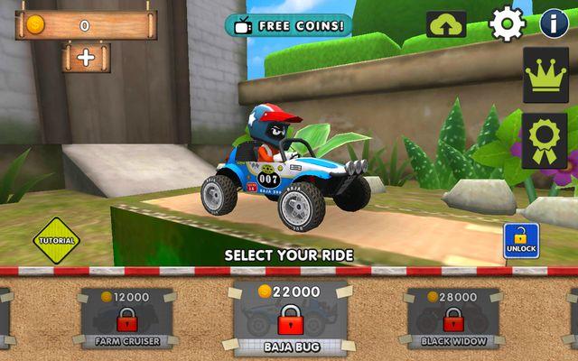 Mini Racing для Samsung Galaxy