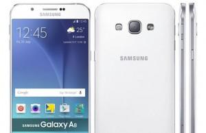 Новый Samsung Galaxy A8 для рынка Японии