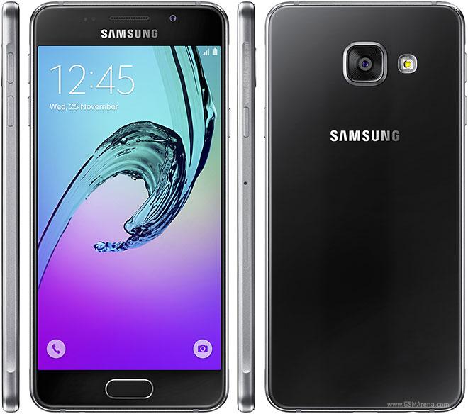 Samsung Galaxy A3 2016 SM-A310F лицевая панель