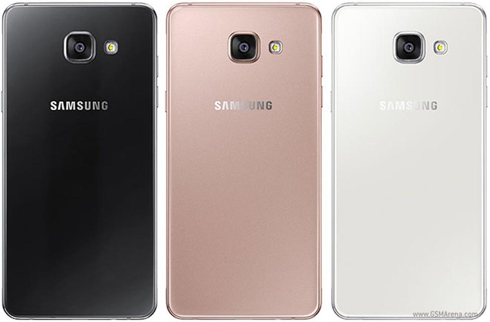Samsung Galaxy A5 2016 SM-A5100 - задняя крышка