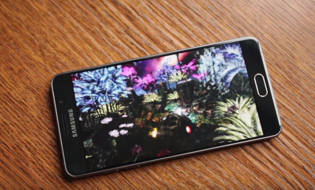 Samsung Galaxy A5 2016 SM-A5100 - экран