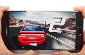 Samsung Galaxy A7 2016 в играх