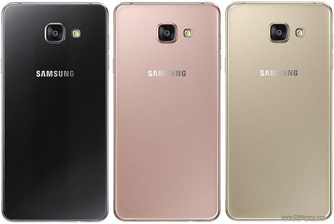 Galaxy A7 2016 SM-A710F - задняя панель