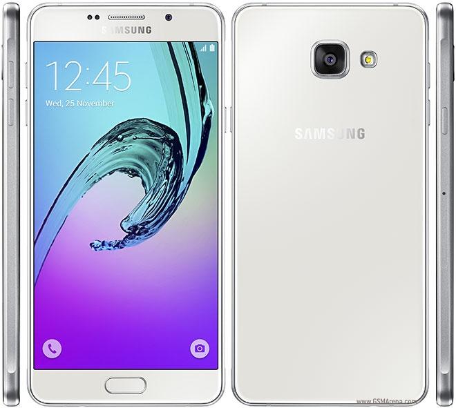Экран в Galaxy A7 2016 SM-A710F