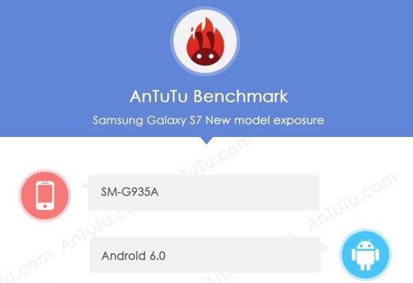 Samsung Galaxy S7 edge появился в бенчмарке